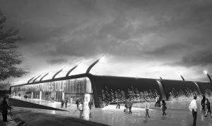 Prosjektil - Sandnes Stadion